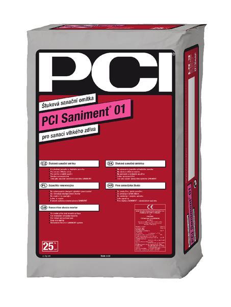 PCI Saniment 01, 25 kg