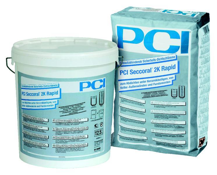 PCI Seccoral 2K Rapid