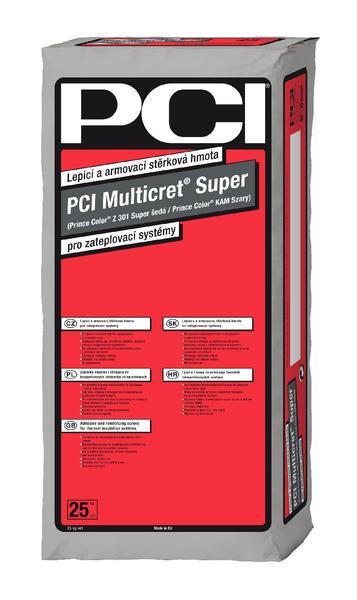 PCI Multicret Super, 25 kg